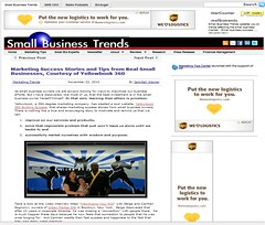 Urban Martial Arts featured on Small Business Trends