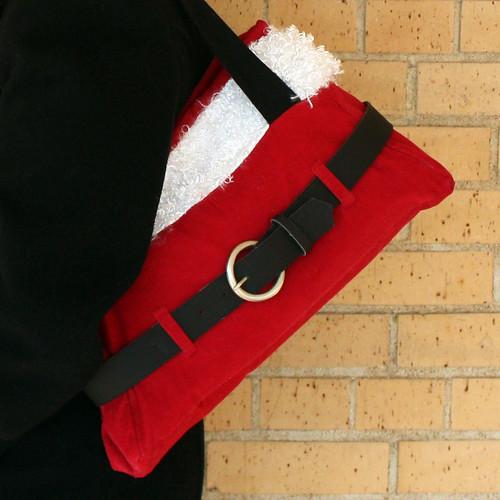 Santa Bag No 1 - Model