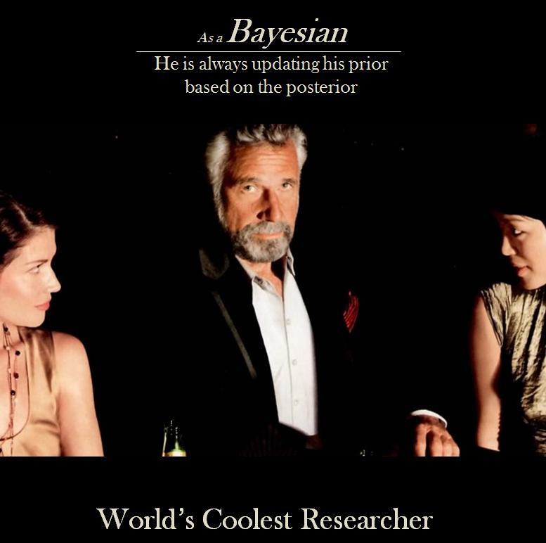 Coolest researcher