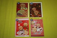 Cards (Verokitschy) Tags: man cute smile smiling cards cookie card kawaii greeting cookieman janetstore