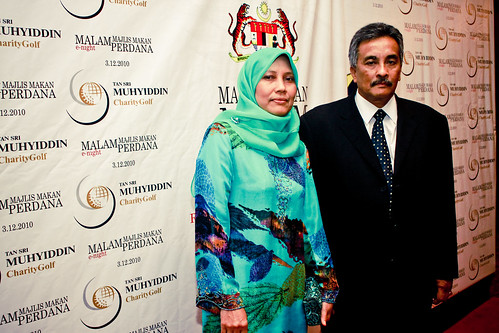 Tan Sri Muhyiddin Charity Golf :: Day 3