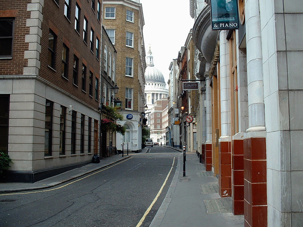 Watling Street & St Paul's
