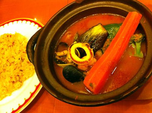 北海道01カレー鍋