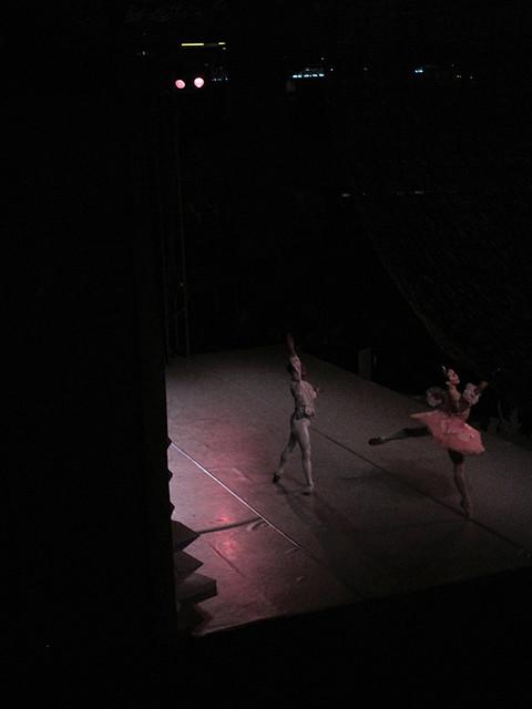 trinoma nutcracker ballet presentation