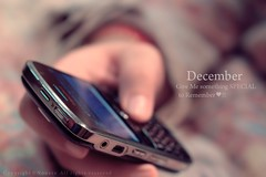 "Dec  "" (NOURA - alshaya ) Tags: me canon flickr december remember d special iso give explore 500 non something  2010    noura                          nouero"