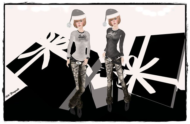 prim&pixel christmas