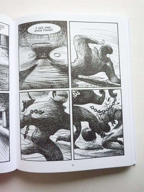 Stigmata by Lorenzo Mattotti & Claudio Piersanti - page