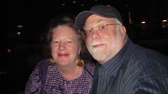 Elizabeth and me (Griffity) Tags: chicago ebay elizabeth jim location griffith bennett griff 2010