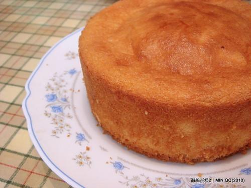 20101213 Sponge Cake-2 _22