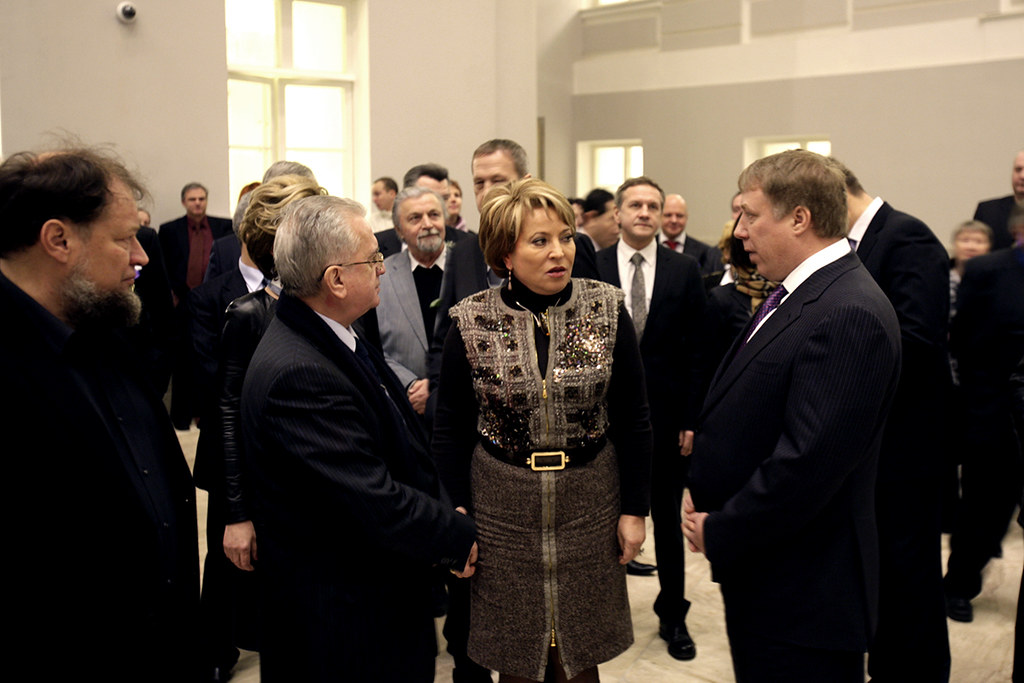 State Hermitage. Opening ceremony. Freezelight.ru Exhibition