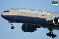 N788UA - 26942 - United Airlines - Boeing 777-222ER - 101205 - Heathrow - Steven Gray - IMG_5493