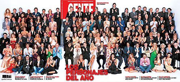 los personajes argentinos del año -2