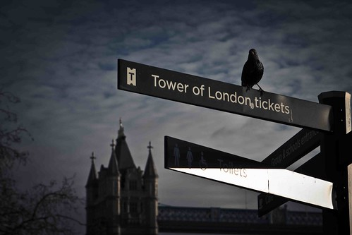 TOWER OF LONDON #1