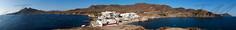 Isleta del Moro (Panormica) (Ozelico) Tags: parque sea espaa mar spain cabo nikon natural panoramica punta gata pan almeria mirador loma moro pelada isleta nijar escullos amatistas isletadelmoro d5000 parquenaturalcabodegatanijar polacra ozelico