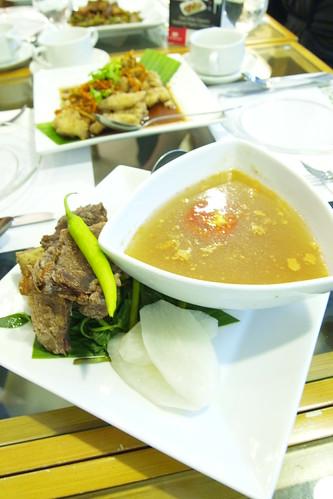 Manila Signature Dish Oliver Gascon