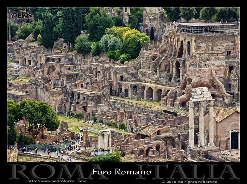 Roma - Foro Romano