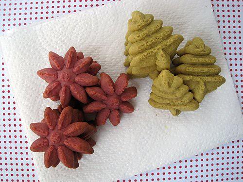 Spritz Cookies 1