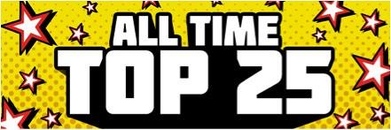 Digital Comics Store - All Time Top 25