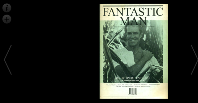 Fantastic Man on No Layout 01