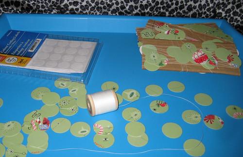 card garland