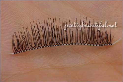 DJ Brand Handmade Eyelashes (DJ-12) befor cutting