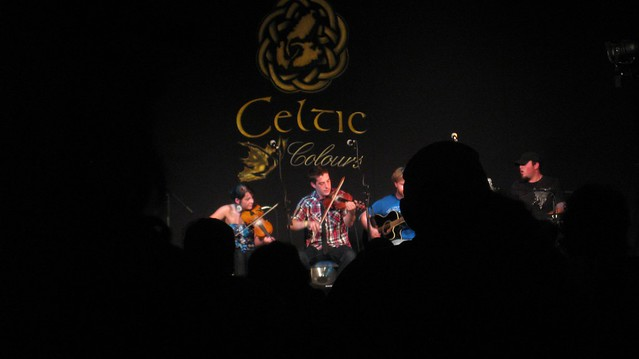 Celtic Colours Festival on Cape Breton