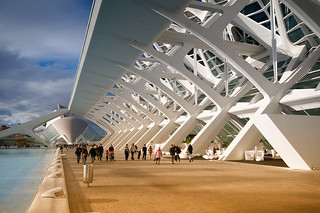 meeting point for architects @ valencia spain