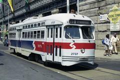 SEPTA PCC Car (Andy961) Tags: philadelphia pennsylvania pa septa streetcar trolley tram lrv slc pcc