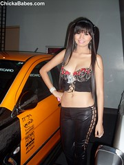 Yohmie Colinares (ChickaBabes.com) Tags: beautiful asian autoshow lingerie ponytail filipina carshow motorshow tuners importmodels cleave asianbeauty promogirl importtuners sexypinay sexyleather chickababes sexycleavage hotcleavage hotasianbabe manilaautosalon mas2010 manilaautosalon2010 yohmiecolinares