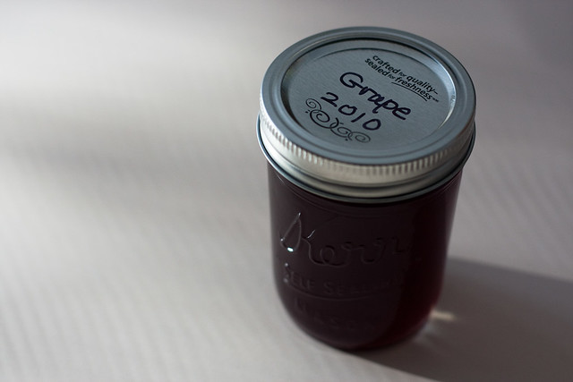 Day 353 ~ grape jelly