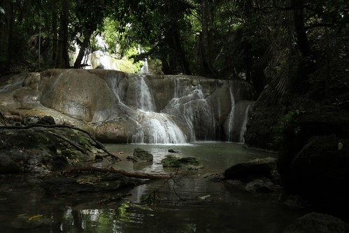 Oenesu, a small waterfall near Kupang, Indonesia - 05