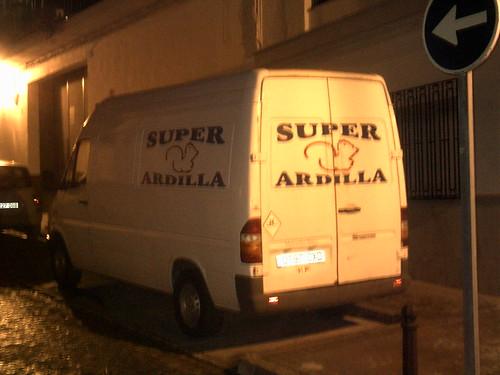 Super Ardilla