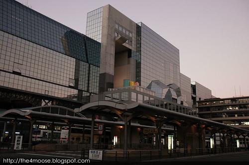 Kyoto Station 京都駅