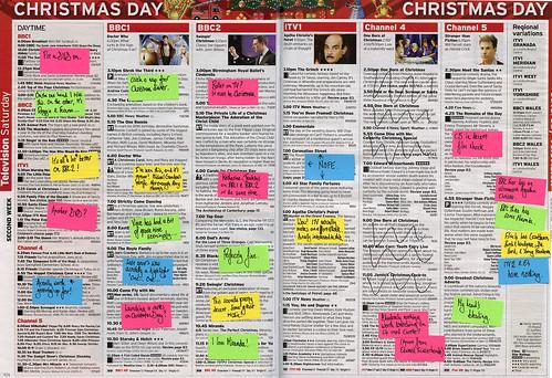 Radio Times 25 December 2010