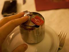 Teapot. Rudely small. (3ABXO3) Tags: barcelona 2010 barsa barselona