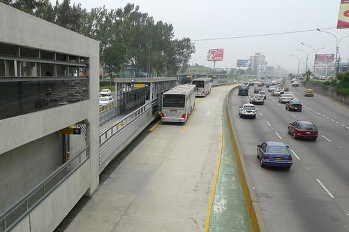 The Metropolitana - BRT - Lima, Peru