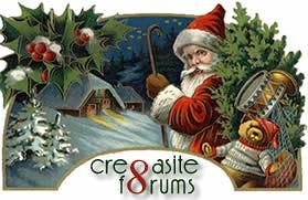 Cre8asite Christmas Logo