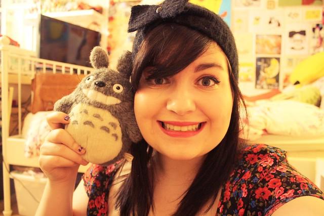 Totoro!