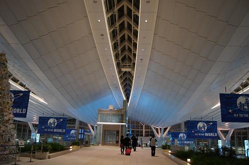 羽田空港国際線旅客ターミナルビル Haneda Airport