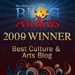 Philippine Blog Awards 2009