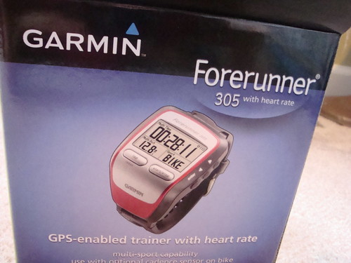 Garmin for dad