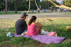 """Amigos - """"Two of us"""" (Vagner Eifler) Tags: amigos brasil amigo portoalegre amizade guria criança bola crianças menina menino riograndedosul guri belémnovo"""