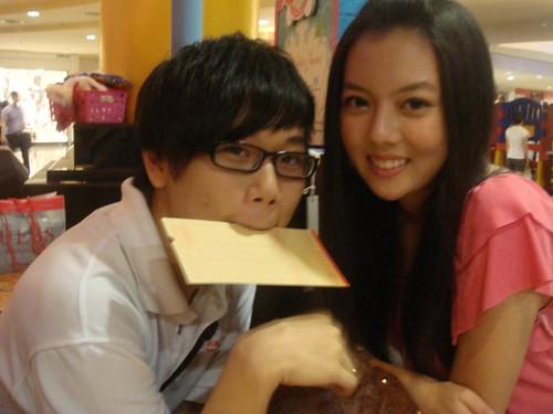 Wei Ji and Chee Li Kee