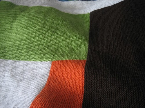 Retro blanket WIP