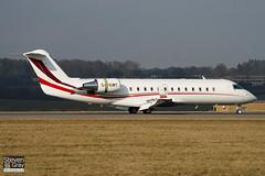 G-IGWT - 8078 - Ocean Sky Aviation - Canadair CL-600-2B19 Regional Jet CRJ-200 - Luton - 100217 - Steven Gray - IMG_7212
