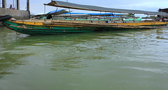 Rivers of Obando. Obando, Bulacan. Philippines. (Jo Mari Montesa) Tags: wood travel house fish net nature water rural river boat fishing asia village fishermen philippines housing catch province asean fishingvillage bangka fishernan bulacanphilippines baklad riversofobandoobando