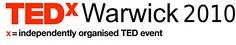 TEDx Warwick logo