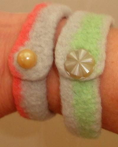 felted bracelets3