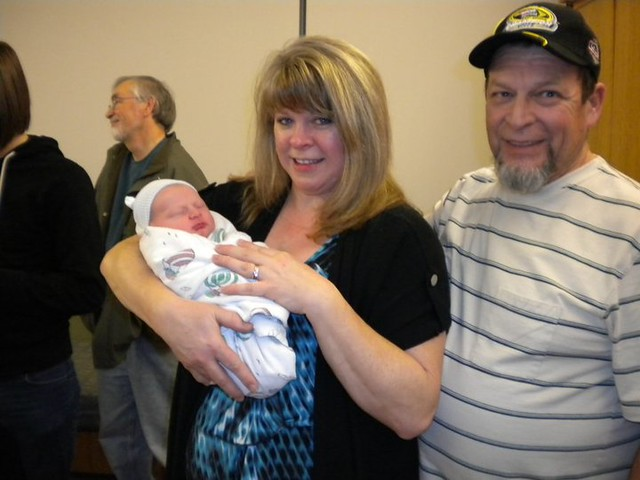 calvin and grandma and grandpa