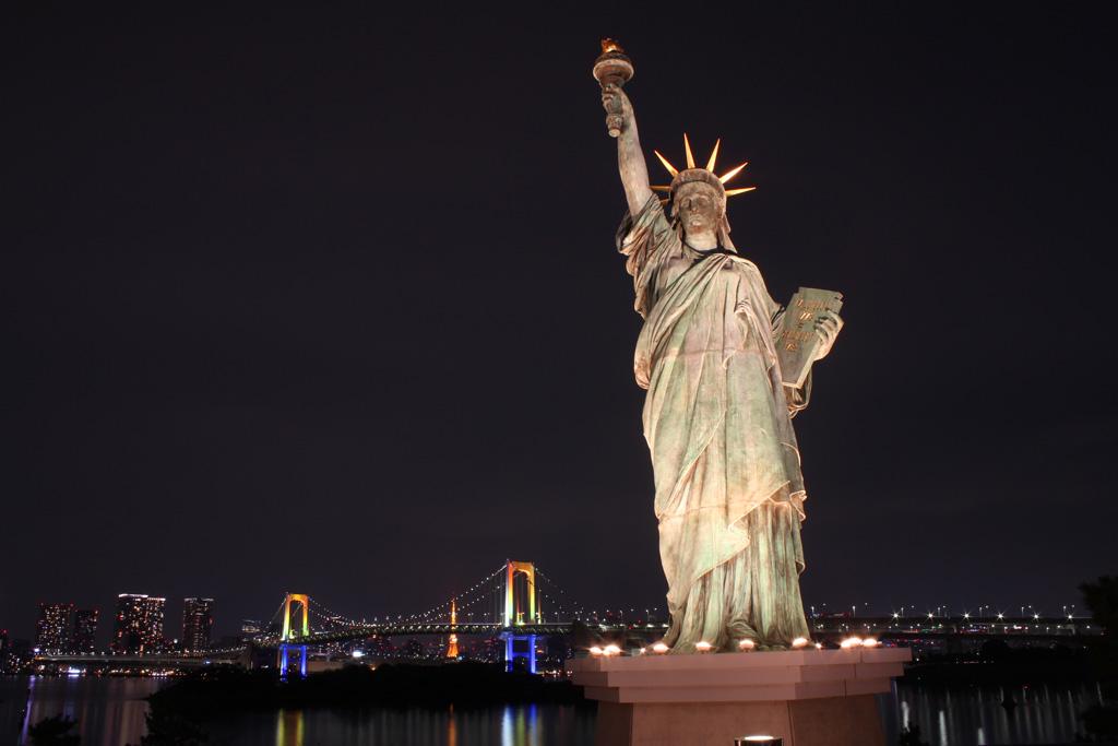 Rainbow bridge illumination 10(TOKYO)